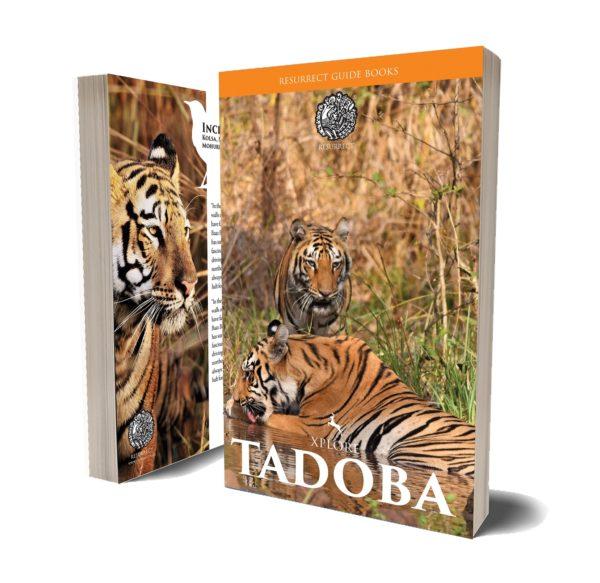 Xplore Tadoba Guidebook